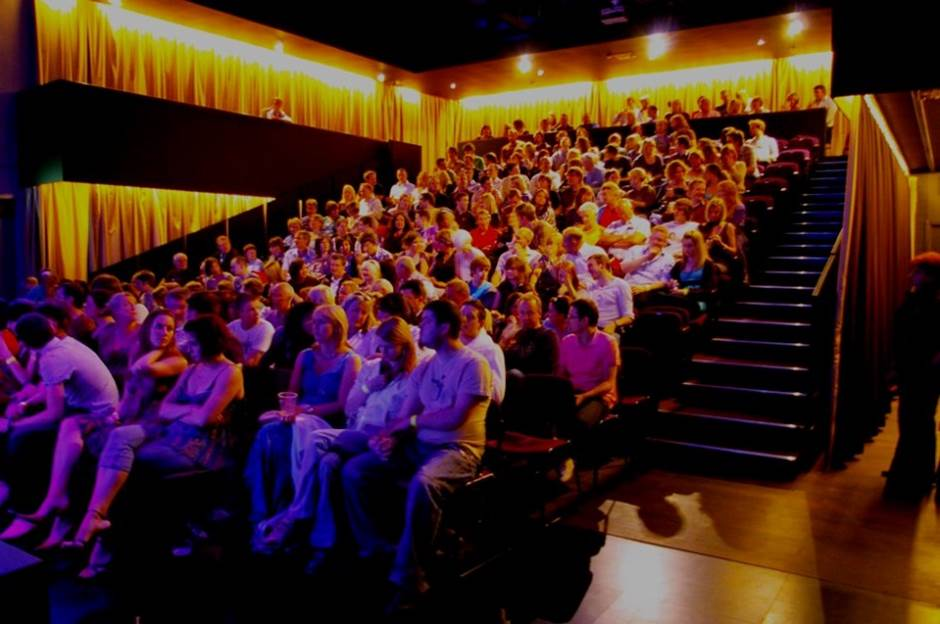 Quarterhouse Folkestone audience
