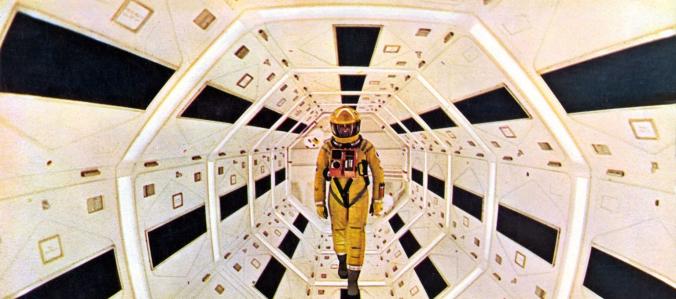 2001: A SPACE ODYSSEY (1968) GARY LOCKWOOD