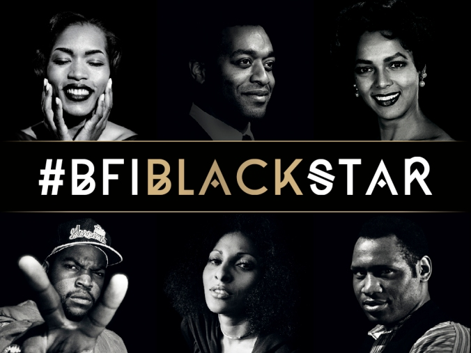 BFI Black Star season poster