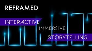 Reframed storytelling event at Lighthouse