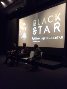 Black Star event at the Gulbenkian