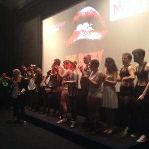 Rocky Horror Picture Show at the Gulbenkian