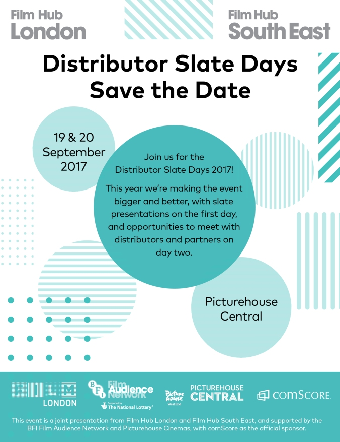 Distributor Slate Day Save the Date image