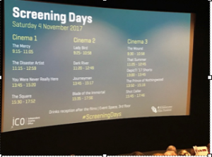 Screening Days in Manchester