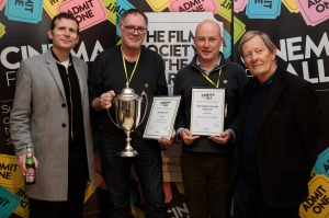 Hurst Village Cinema wins Cinema for All Award