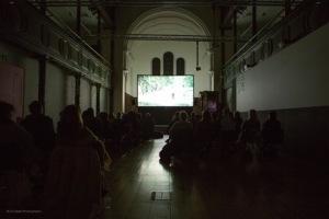 Photo: Fresh Perspectives Screening at Fabrica, photographer: Syl Ojalla
