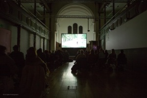 Photo: Fresh Perspectives Screening at Fabrica, photographer: Syl Ojalla